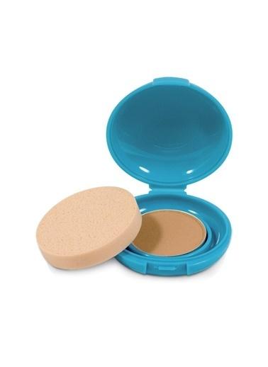 Shiseido Shiseido SPF 30 Korumalı Suya Ve Tere Dayanıklı Tüm Ciltler İÇin Pudra Fondöten Medium Ivory Güneş Ürünü Renksiz